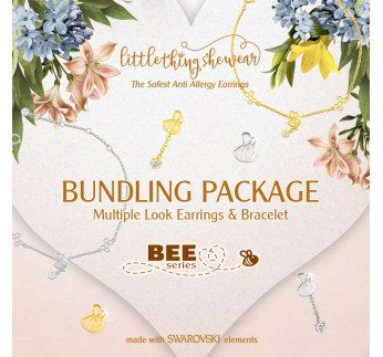 BEE WHITE GOLD BUNDLING PACKAGE